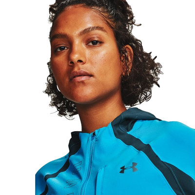 Under Armour Qualifier Outrun The Storm Women's Running Jacket - AW20