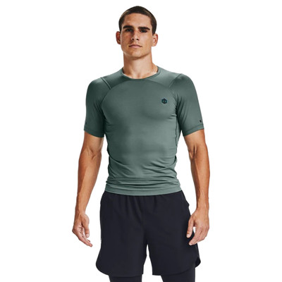 Under Armour HeatGear Rush compresión T-Shirt - AW20