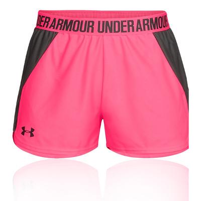 Under Armour Play Up para mujer Training pantalones cortos