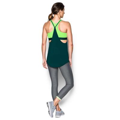 Under Armour HeatGear 2-in-1 Printed Women's Vest