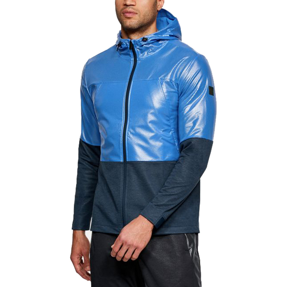Under Armour Hybrid Windbreaker chaqueta de running