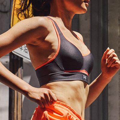Under Armour HeatGear High Impact Women's Sports Bra