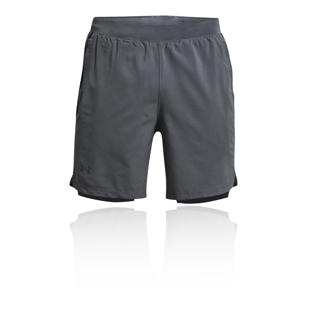 Under Armour Launch SW 7 Inch 2-IN-1 Shorts - AW21