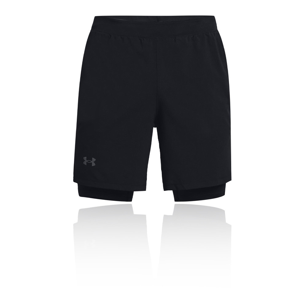 Under Armour Launch SW 7 Inch 2-IN-1 Shorts - SS21