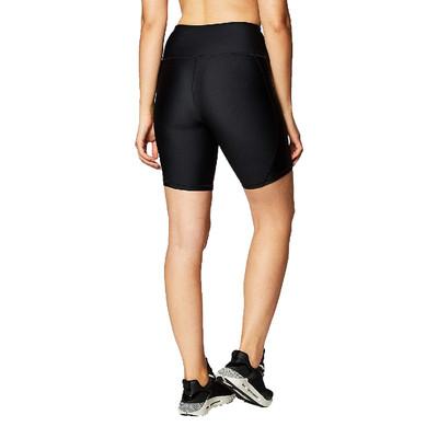 Under Armour HeatGear Shine para mujer Bike pantalones cortos - SS21