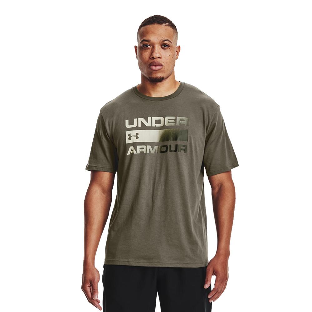 Under Armour Team Issue Wordmark Short Sleeve T-Shirt - SS21