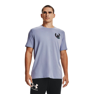 Under Armour In Gym Short Sleeve T-Shirt - SS21