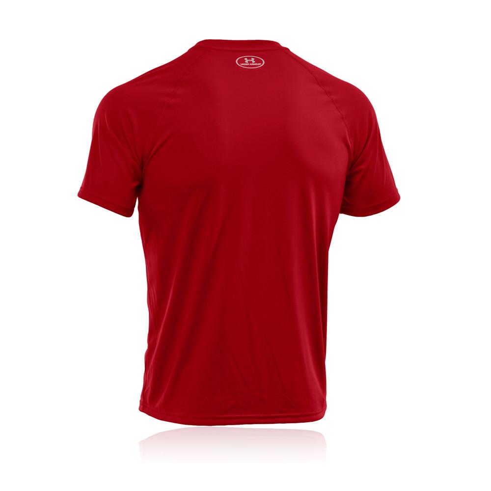 Under Armour Tech Short Sleeve Running T Shirt Ss18