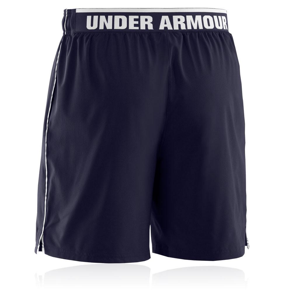 under armour heatgear mirage 8 inch running shorts ss18. Black Bedroom Furniture Sets. Home Design Ideas