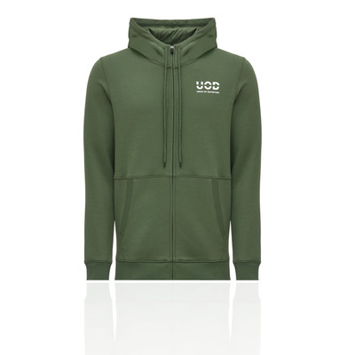 Union Of Definition Legend cremallera Hoodie