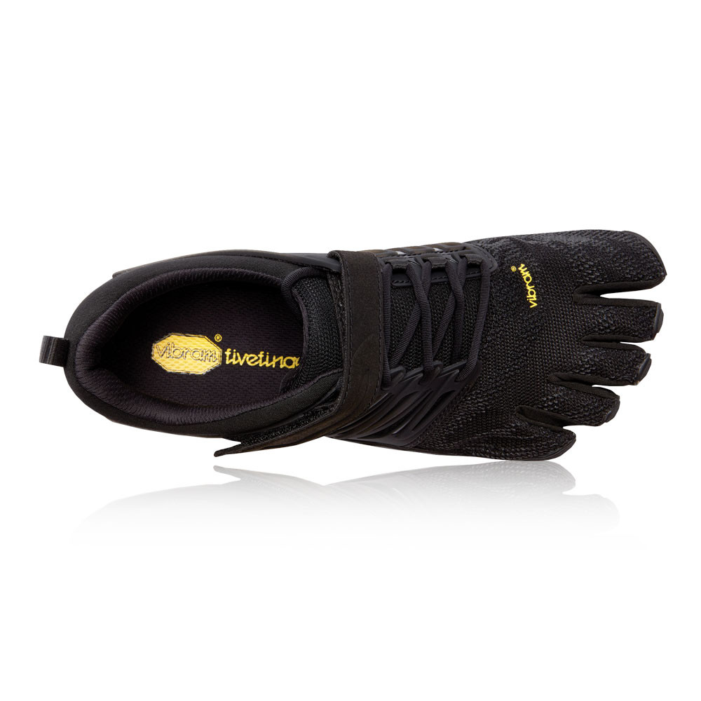 vibram fivefingers v train herren training laufschuhe schuhe turnschuhe schwarz ebay. Black Bedroom Furniture Sets. Home Design Ideas