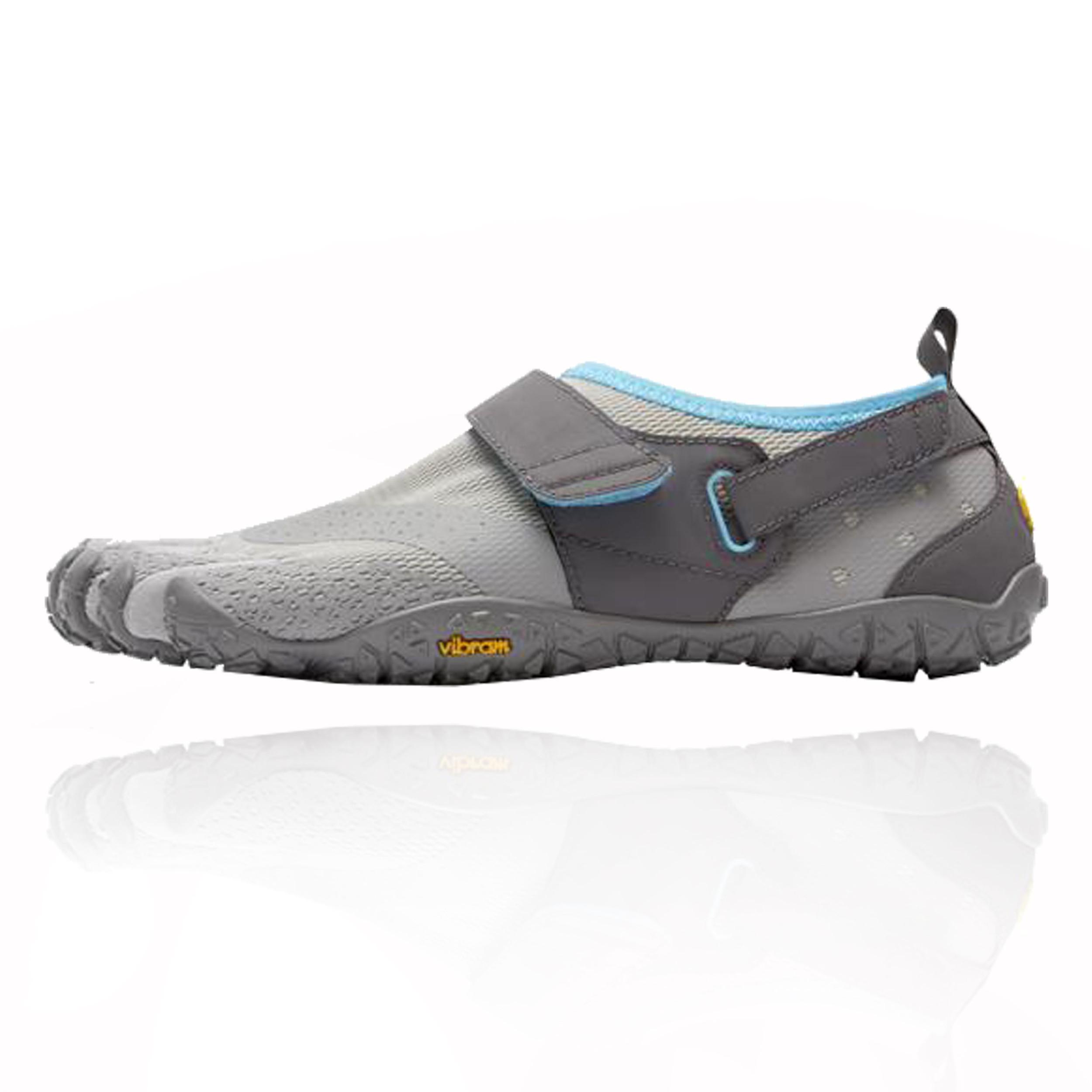 Zapatos grises con velcro Sugoi para hombre 0KX07m6i