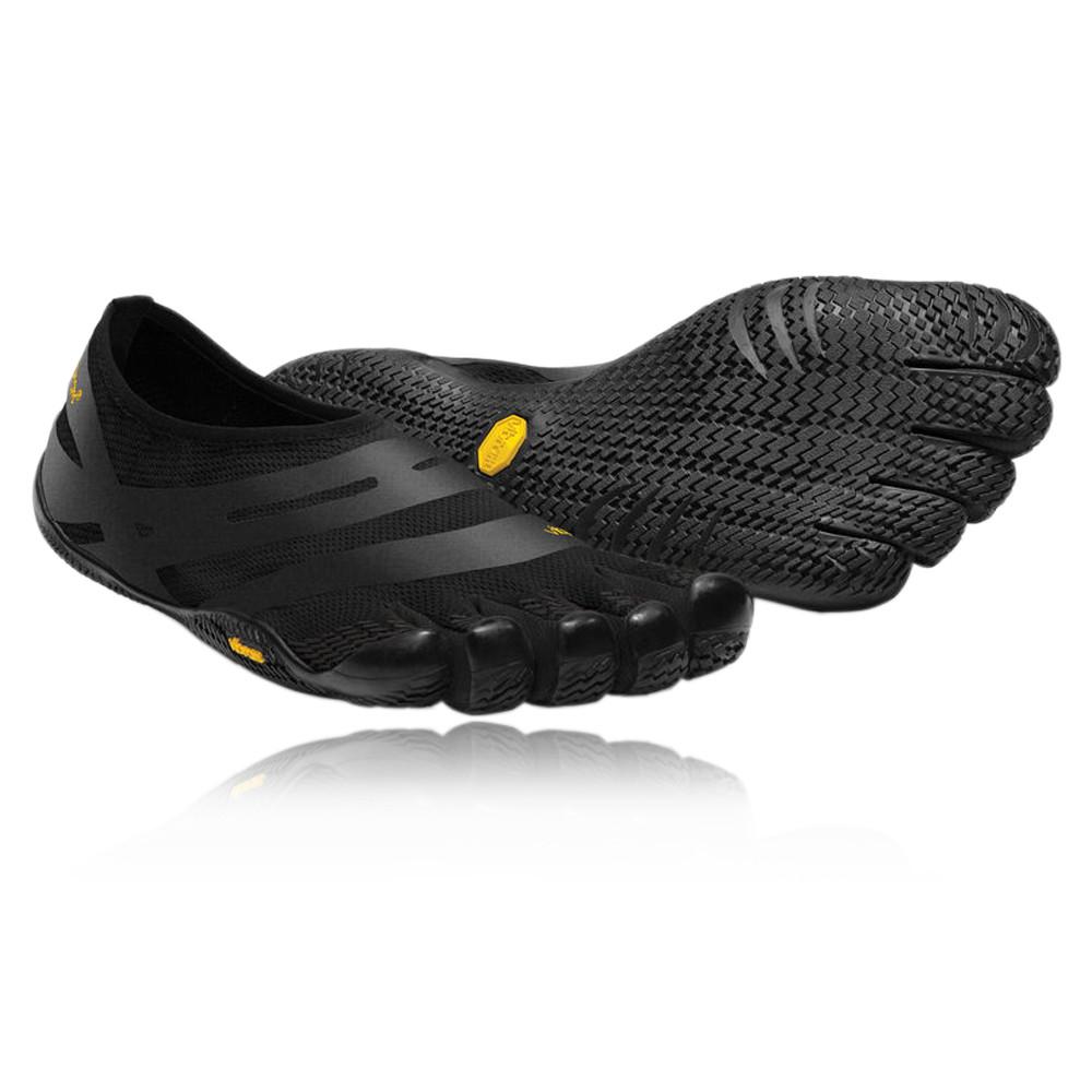 new arrive da449 c3c75 Details about Vibram FiveFingers EL-X Mens Black Running Trainers Pumps  Sports Shoes