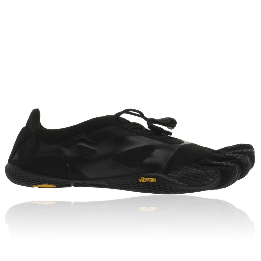 Vibram Donna FiveFingers KSO EVO Nero Barefoot Sport Running Running Running scarpe da ginnastica ebcd88