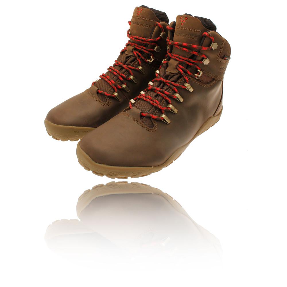 VivoBarefoot Tracker FG Damen Leder Walkingstiefel AW19
