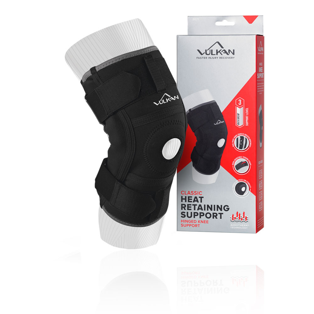 Vulkan Classic Hinged Knee Support - SS20