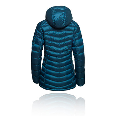 Yeti Aprica para mujer Hooded Down chaqueta - AW19