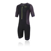 Zone 3 Aquaflo Plus Short Sleeve Trisuit - SS18