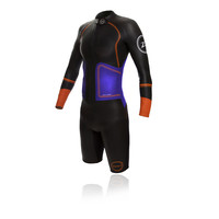 Zone 3 Swim-Run Evolution  Women's Wetsuit with 8mm Calf Sleeves - AW18