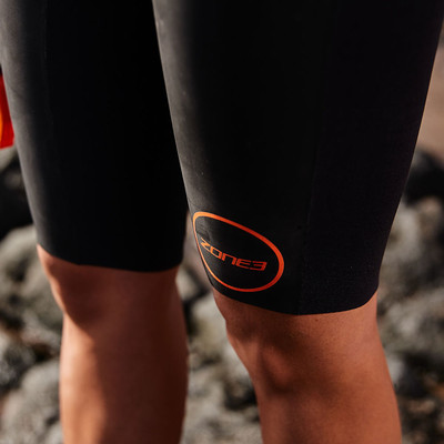 Zone 3 Swim-Run Evolution  Damen Wetsuit with 8mm Calf Sleeves - AW19
