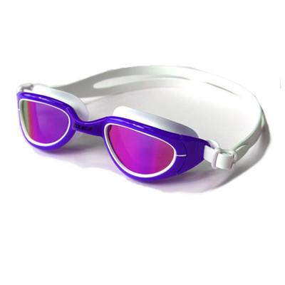 Zone 3 Attack Goggles with Polarized Revo Lens (Purple-White)  - SS20