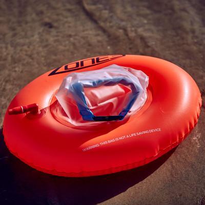 Zone 3 Swim Safety Buoy/Dry Bag Donut - SS20