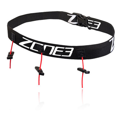 Zone 3 Race Belt with gel loops - AW20