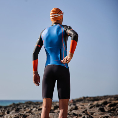 Zone 3 Swim-Run Evolution Wetsuit with 8mm Calf Sleeves - SS20