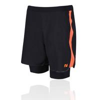 Zone 3  2 en 1 pantalones cortos de compresión - SS19