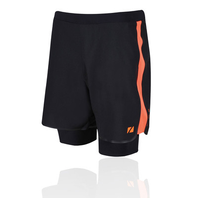 Zone 3  2-in-1 Compression Shorts - AW19