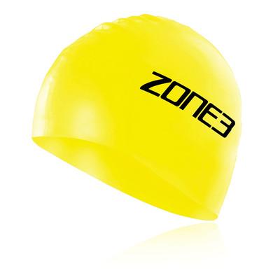 Zone 3 Silicone Swim Cap  - SS20