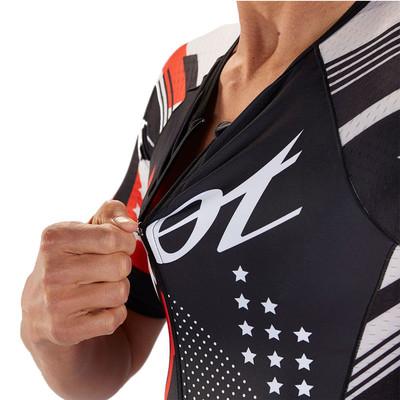 Zoot LTD Tri Aero Short Sleeve Racesuit